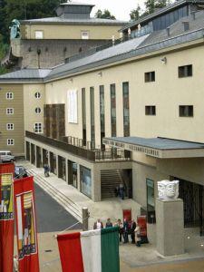 Haus für Mozart in Salzburg