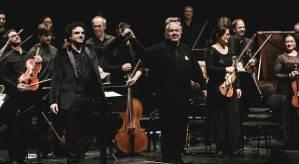 Villazón im Haus für Mozart-Auftritt