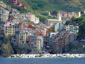 Viareggio, späterer Wohnort Puccinis