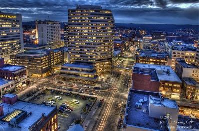 Spokane Downtown