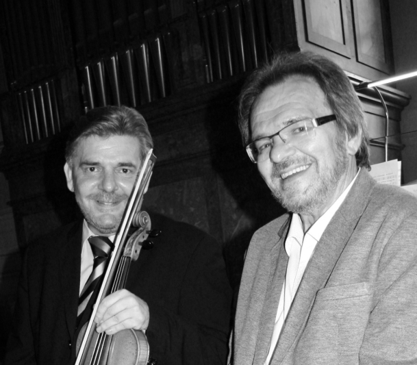 Maximilian Schöner (links) und Georg Stockreiter (rechts)