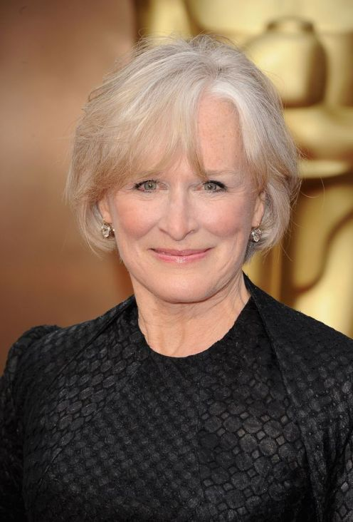 Glenn Close @ Oscars
