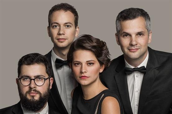 Auner Quartett Foto (c) Nadja Alexandrowa